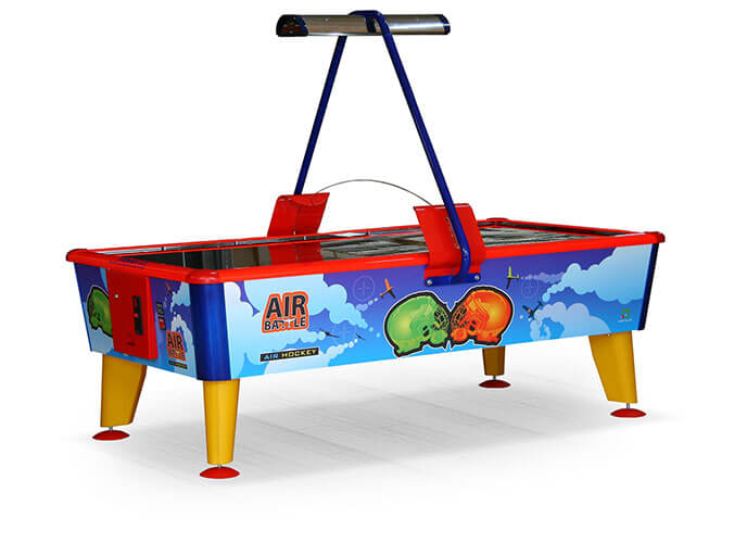 Air Hockey Battle