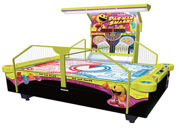 Pac Man AirHockey